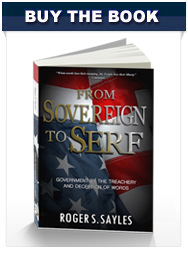 Buy Roger Sales' book: From Sovereign to Serf