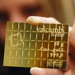 Gold Combibars: New Gold Bars Easily Break Into 1 Gram Gold Pieces