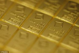 Tiny gold bars latest rage for jittery investors