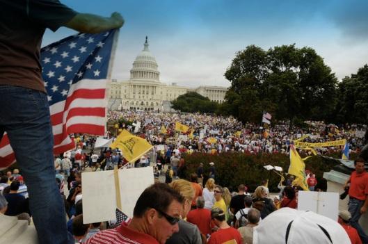 Tax March - Taxation by Misrepresentation
