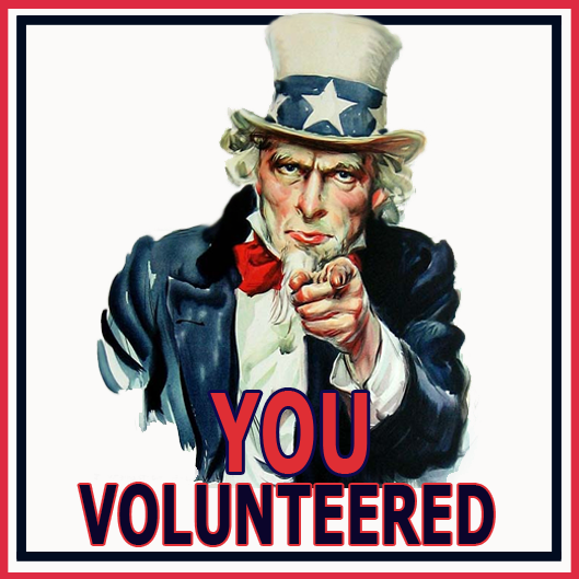 You Volunteered Into This Mess!  |From Sovereign to Serf  (SERFS-UP.NET)