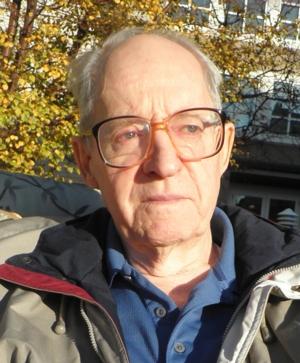 Roger Sayles' mentor,  John Benson   From SOVEREIGN to SERF