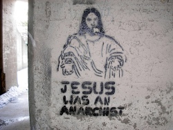 Jesus was an Anarchist - From Sovereign to Serf (sovereign2serf.wordpress.com)