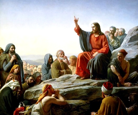 Sermon on the Mount - Jesus was an Anarchist (SOVEREIGN to SERF)